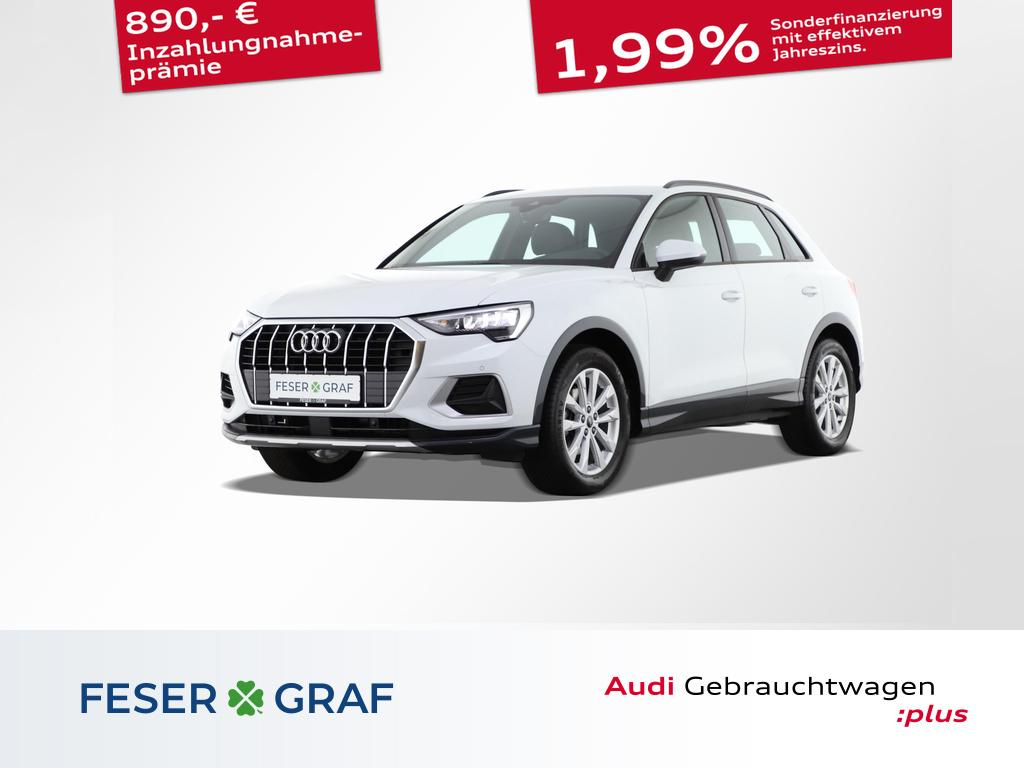 Audi Q3 advanced 35 TDI S tronic Virtual/Leder/Navi, Jahr 2021, Diesel