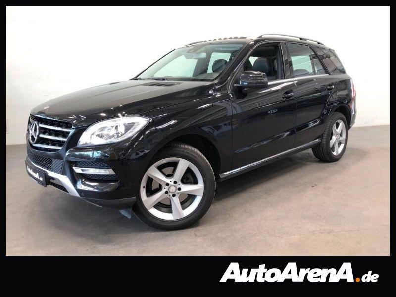 Mercedes-Benz ML 250 BlueTEC 4matic **COMAND/AHK/Spur/Kamera, Jahr 2013, Diesel