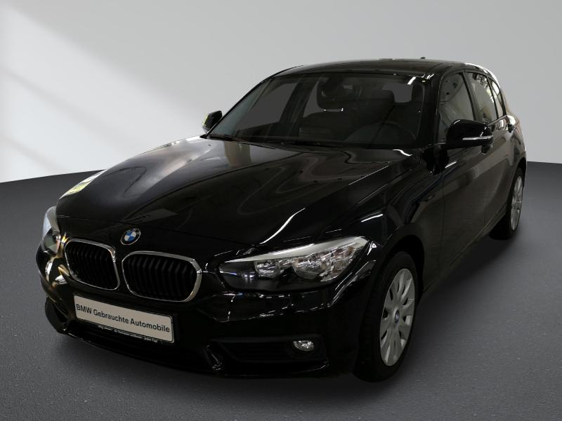 BMW 120i Advantage PDC Sitzhzg. Vorn NSW MF Lenkrad, Jahr 2017, Benzin