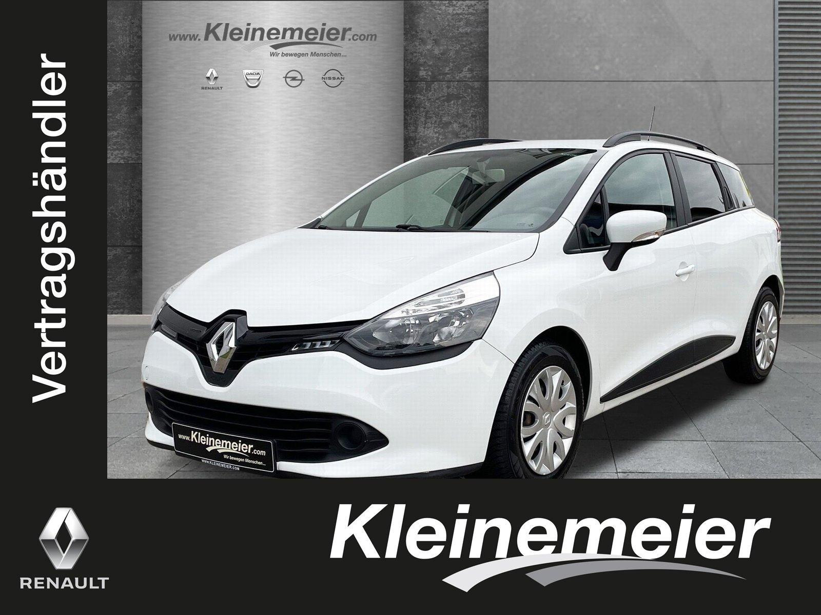 Renault Clio Grandtour 1.2 16V Expression*Standheizung*, Jahr 2014, Benzin