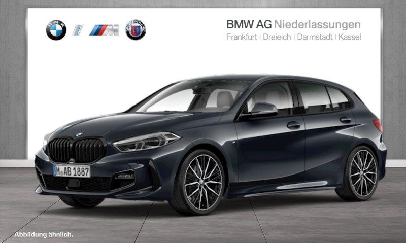 BMW 118d M Sport HiFi DAB LED abbl. Spiegel Shz PDC, Jahr 2020, Diesel