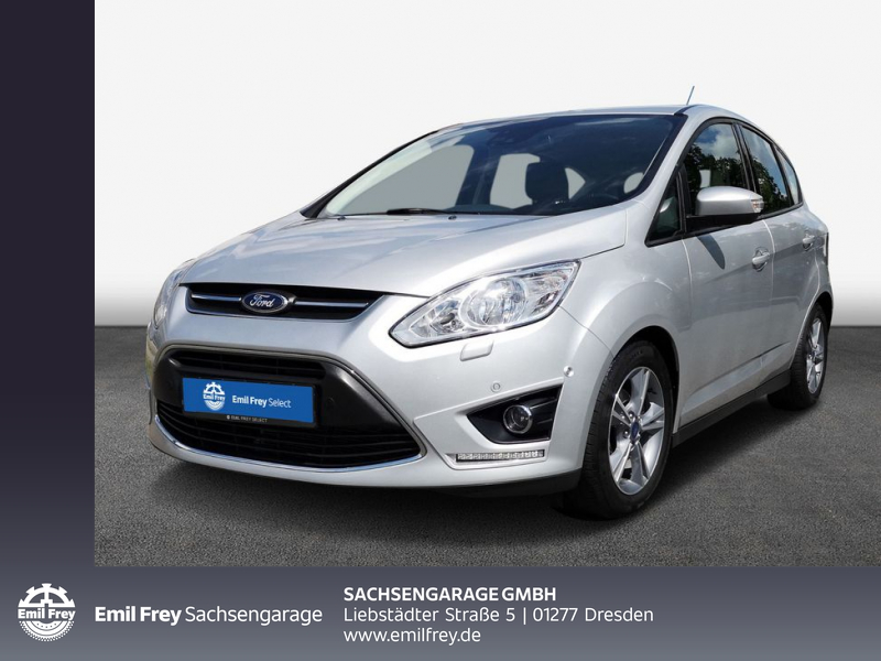 Ford C-Max 1.0 EcoBoost Start-Stopp-System SYNC Edition, Jahr 2013, Benzin