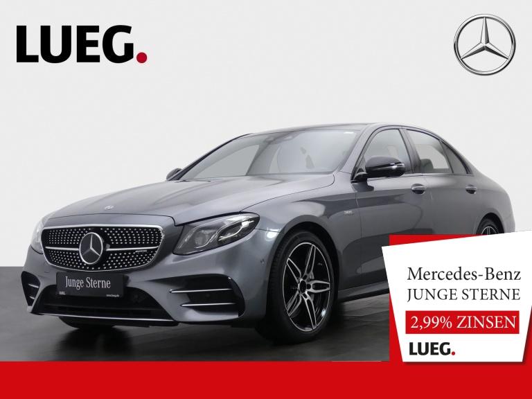 Mercedes-Benz E 53 AMG 4M+ COM+Pano+Mbeam+DistrPlus+Widesc+360, Jahr 2019, Benzin