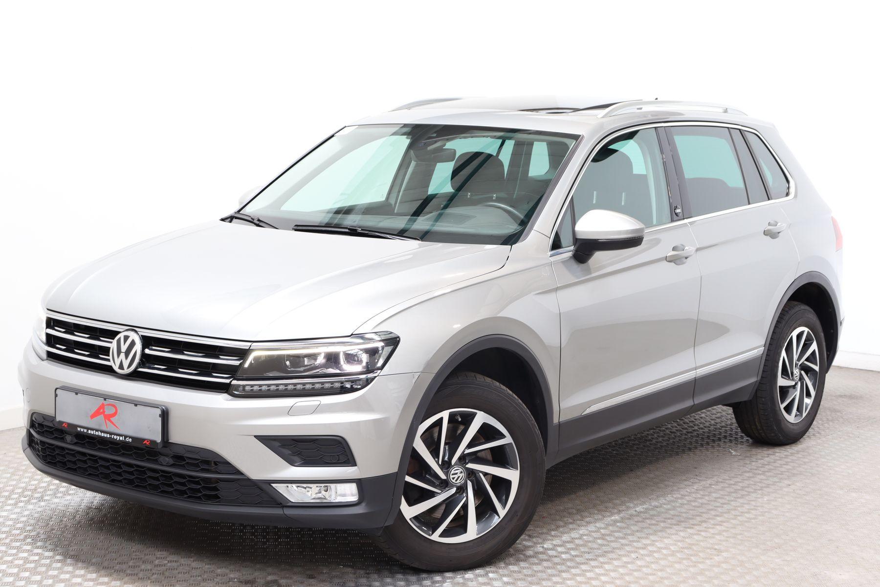 Volkswagen Tiguan 2.0 TDI 4M SOUND ACTIVE-INFO,HEAD-UP,ACC, Jahr 2017, Diesel