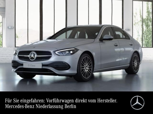 Mercedes-Benz C 200 Avantgarde SHD LED Kamera Spurhalt-Ass PTS, Jahr 2021, Benzin