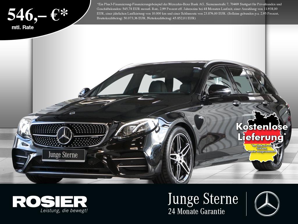 Mercedes-Benz E 53 AMG T 4M, Jahr 2019, Benzin