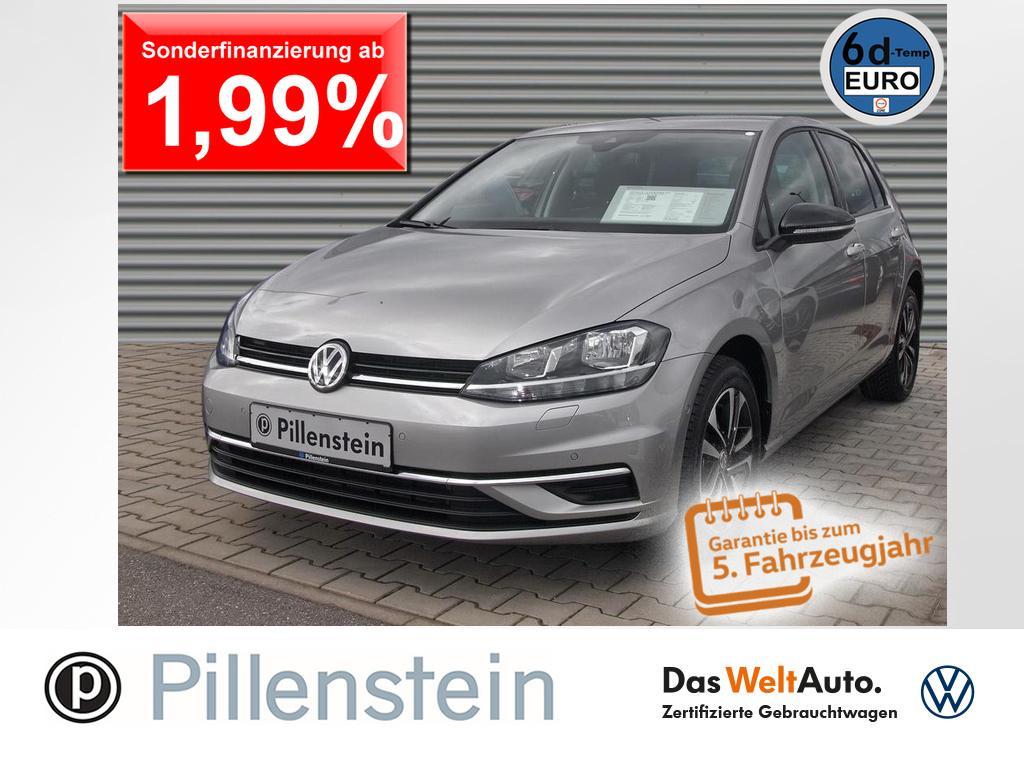 Volkswagen Golf 1.6 TDI IQ.DRIVE NAVI PARKASSIST SITZHZG., Jahr 2019, Diesel