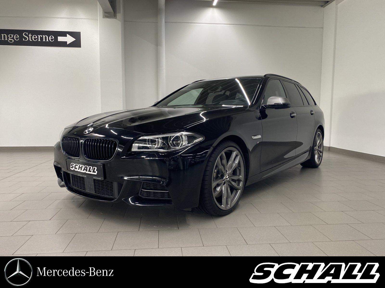 BMW M550 d TxDrive STANDHZG/PANORAMA/AHK/20-ZOLL, Jahr 2016, Diesel
