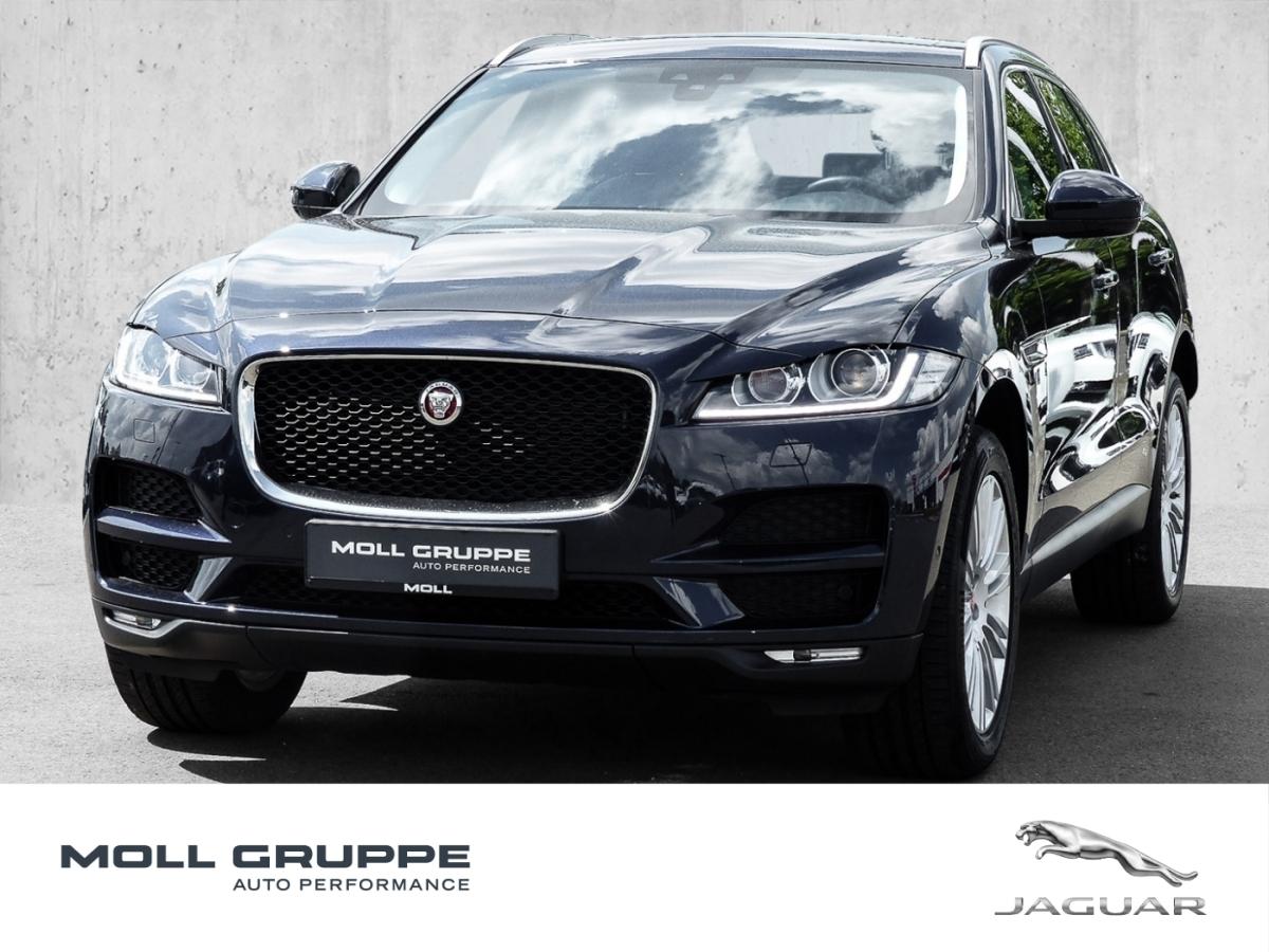 Jaguar F-PACE 20d Prestige AWD Navi Allrad Kamera, Jahr 2017, Diesel