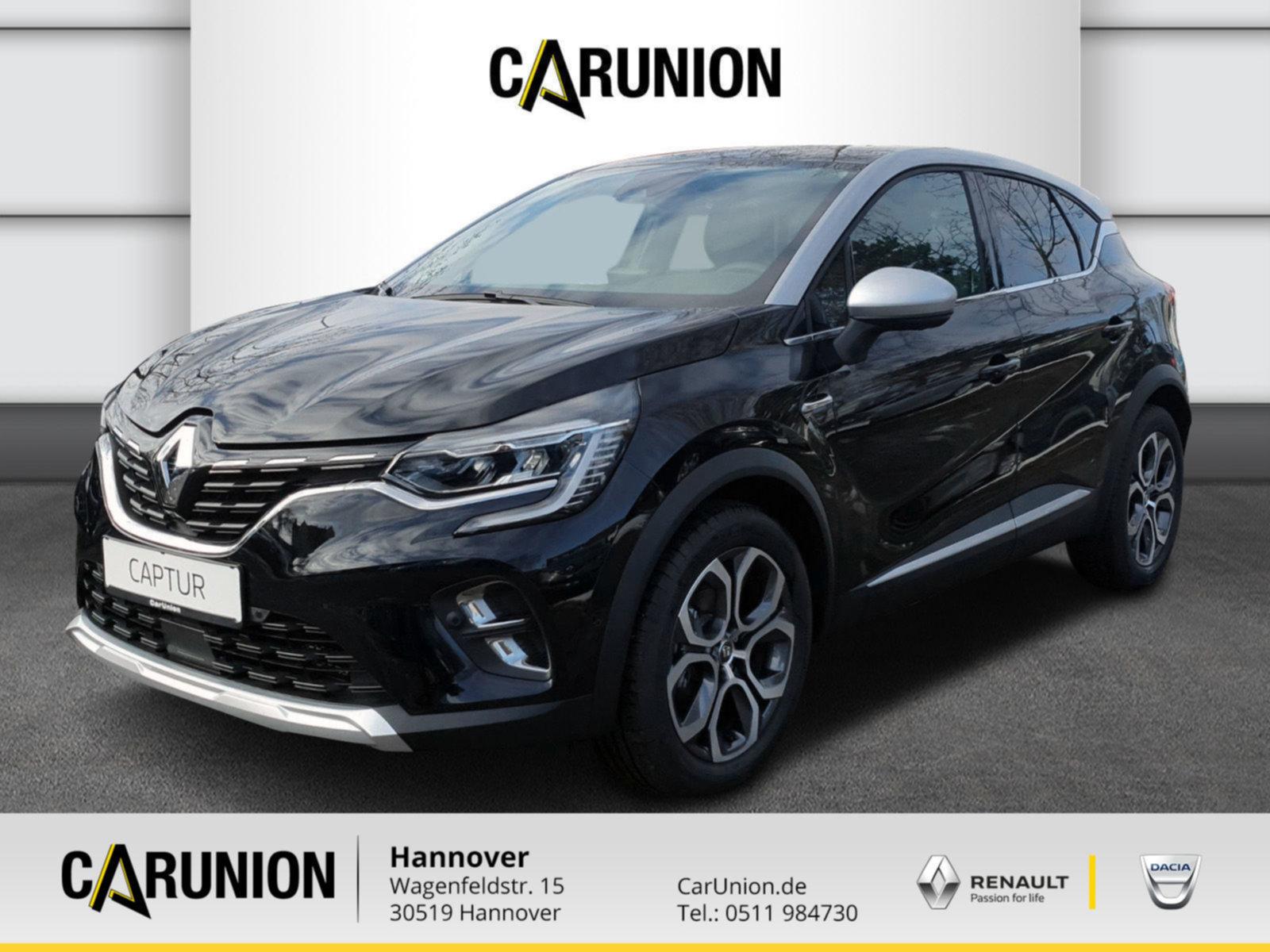 Renault Captur EDITION ONE TCe 155 EDC GPF, Jahr 2020, Benzin