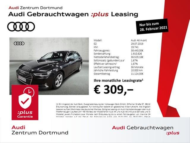 Audi A6 Avant sport 40TDI Navi+/Leder/Kamera/LED/DAB, Jahr 2019, Diesel