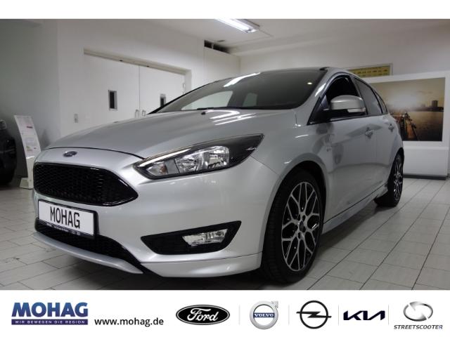 Ford Focus ST-Line*NAVI*Klima*PDChinten*SZH*Lederlenkradheizung, Jahr 2016, Benzin