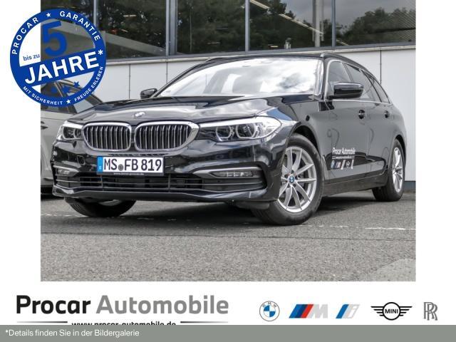 BMW 520d Touring Navi Prof. Aut. Klimaaut., Jahr 2018, Diesel