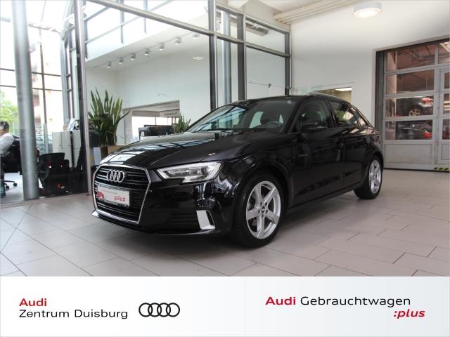 Audi A3 Sportback 1.5 TFSI Sport virtual cockpit Navi+, Jahr 2018, Benzin