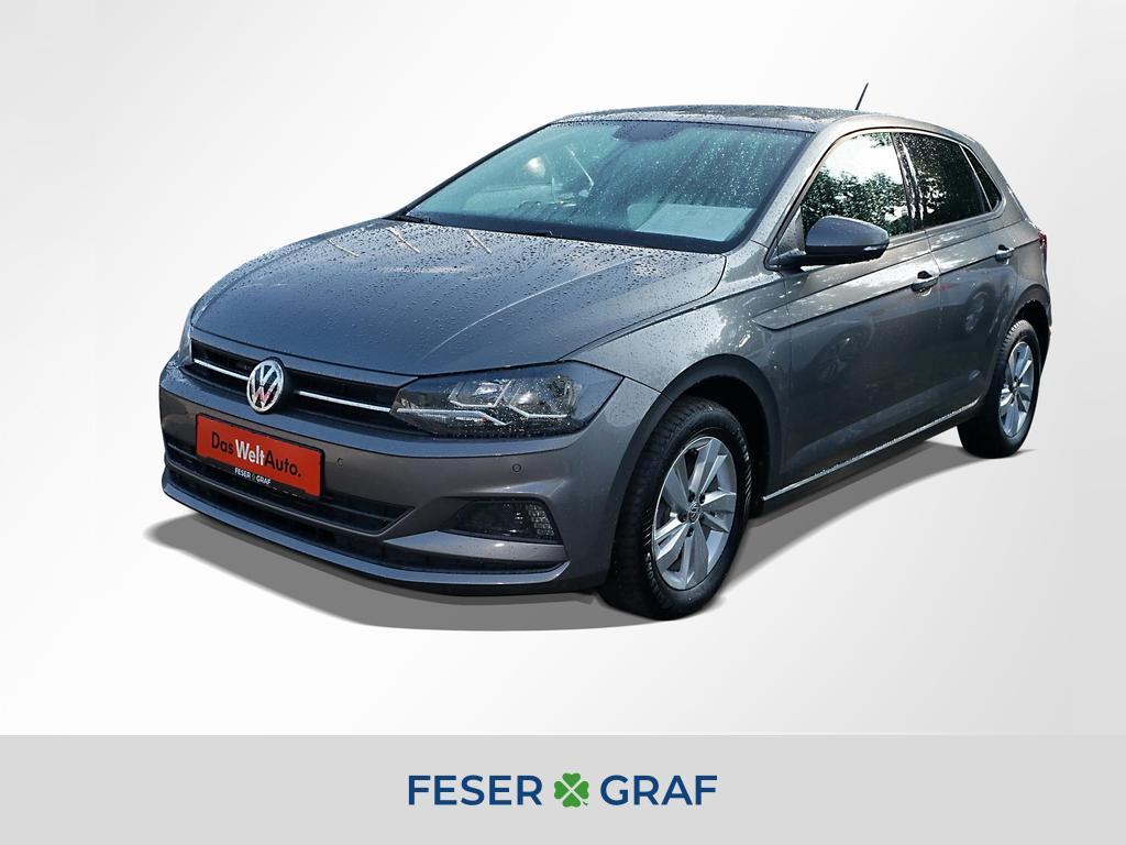 Volkswagen Polo VI 1.6 TDI Comfortline 5-Gang KLIMA PDC SIT, Jahr 2018, Diesel