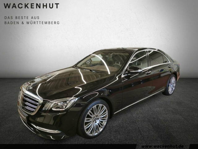 Mercedes-Benz S 400 d 4Mat Lang Stdhzg Distron Pano NP136000.-, Jahr 2017, diesel