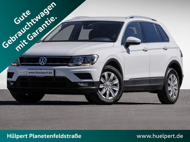 Volkswagen Tiguan 1.4 Sound 4Motion DSG NAVI AHK CAM ACC APP-CONN FRONT ASSIST, Jahr 2017, Benzin