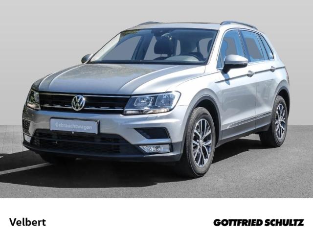 Volkswagen Tiguan 2.0 TDI DSG NAVI+PANO+STANDHZG+AHK COMFORTLINE, Jahr 2017, Diesel