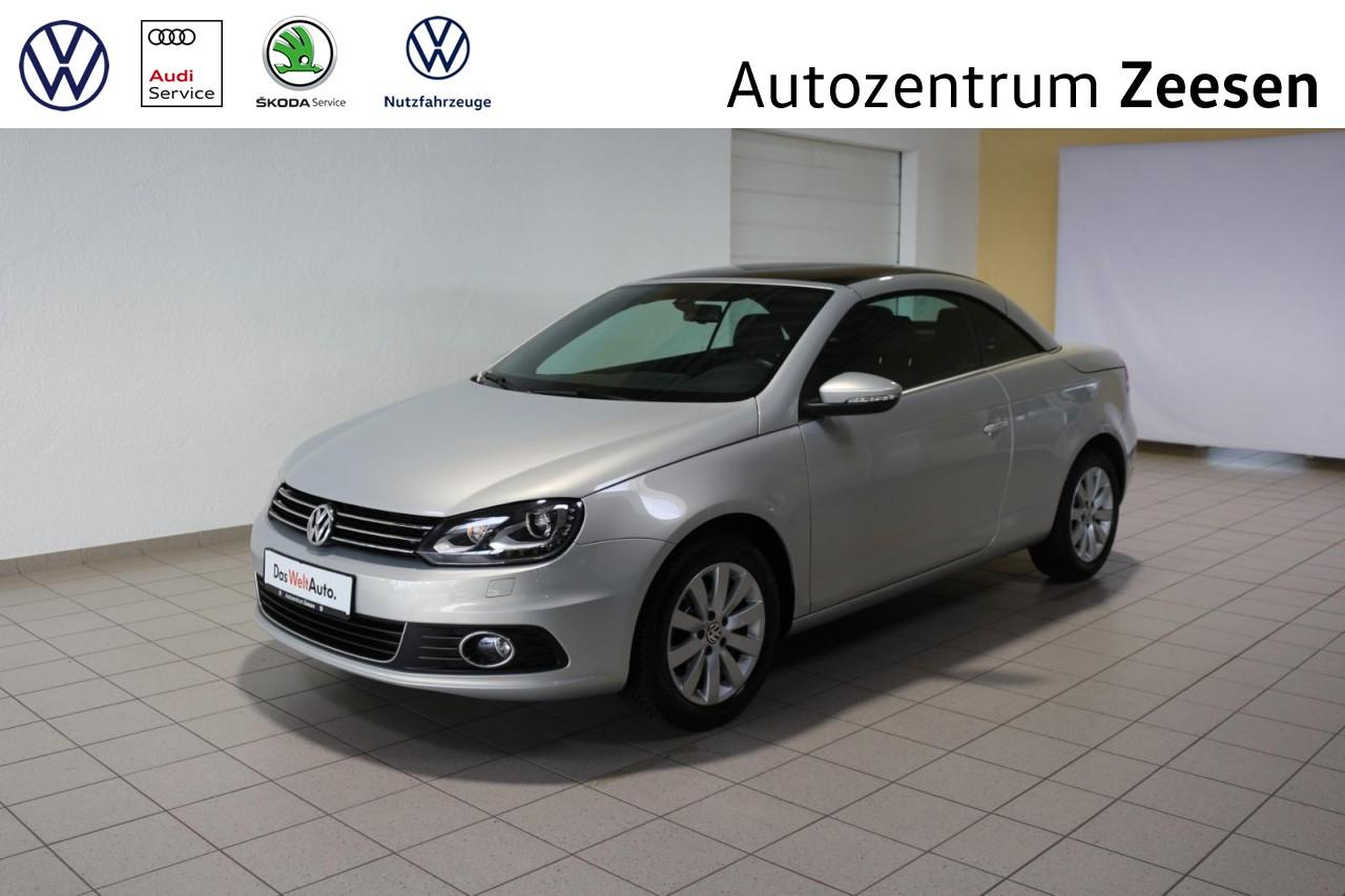 Volkswagen Eos 2.0 TDI XENON STANDHEIZUNG NAVI BLUETOOTH, Jahr 2013, Diesel