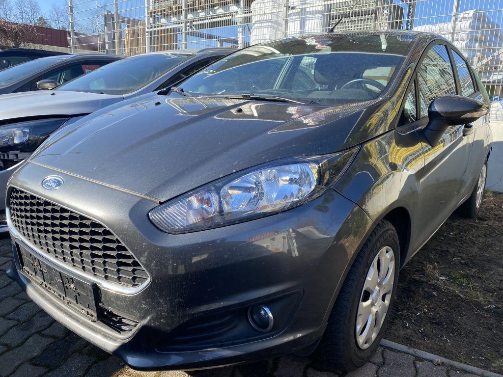 Ford Fiesta 101PS Benzin Automatik EXPORT/GEWERBE, Jahr 2017, Benzin