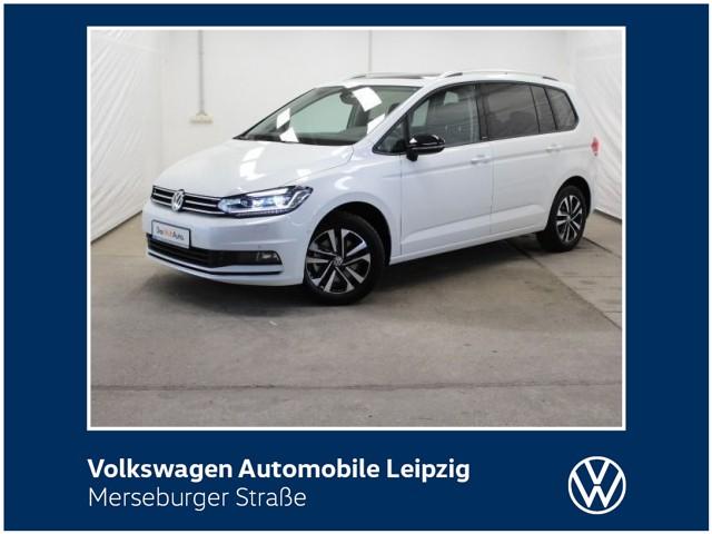 Volkswagen Touran 1.5 TSI Comfortline IQ.DRIVE *LED*Navi*, Jahr 2020, Benzin