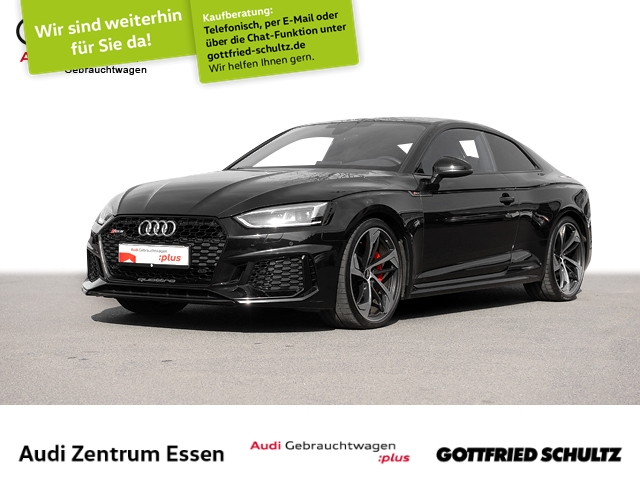 Audi RS5 Coupe 2.9 TFSI quattro LED LEDER NAV PLUS, Jahr 2018, Benzin