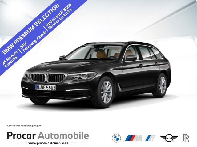 BMW 530d Touring Innovationsp. Navi Prof. Aut. PDC, Jahr 2017, Diesel