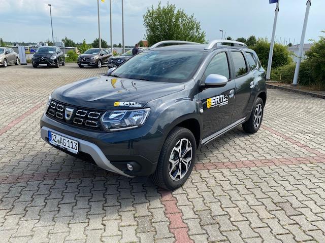 Dacia Duster TCe 130 2WD GPF Prestige, Jahr 2021, Benzin