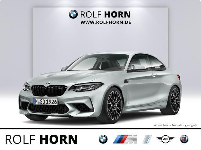 BMW M2 Competition Navi Prof. LED PDC h&k DAB RKam, Jahr 2020, Benzin