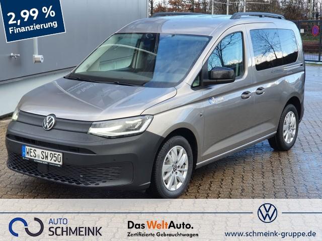 Volkswagen Caddy 2.0 TDI DSG California AHK STH Kamera ACC, Jahr 2021, Diesel