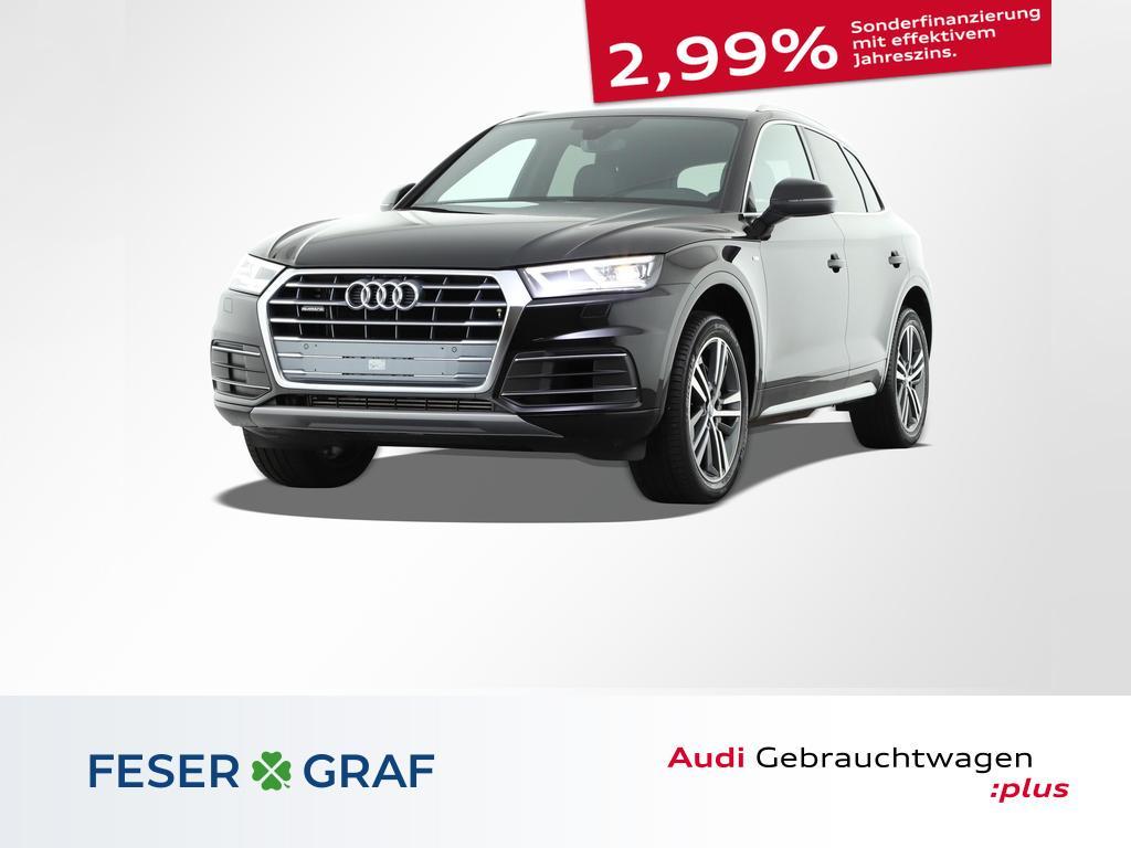 Audi Q5 S line 50 TDI quattro Virtual/B&O/Alu-20/LED, Jahr 2020, Diesel