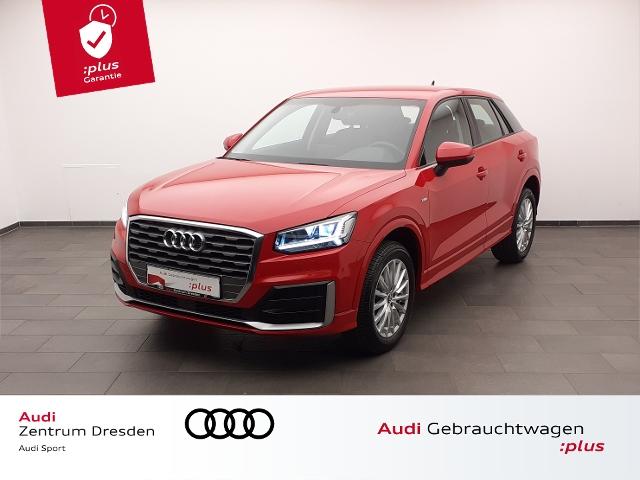 Audi Q2 35 TFSI Design S line LED SW/Navi, Jahr 2020, Benzin