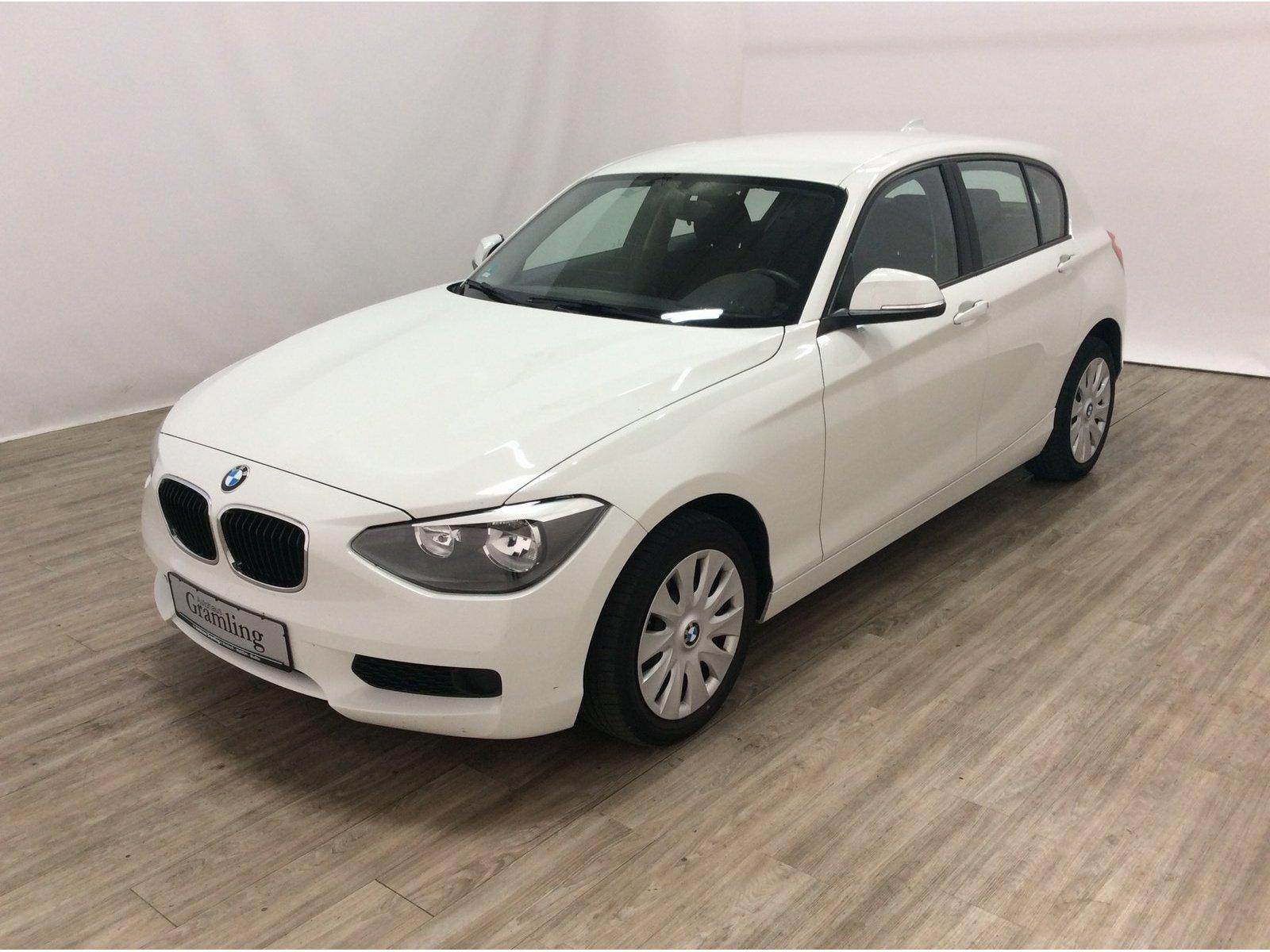 BMW 114 i (Euro 6) Park Distance Control*Sitzheizung, Jahr 2014, Benzin