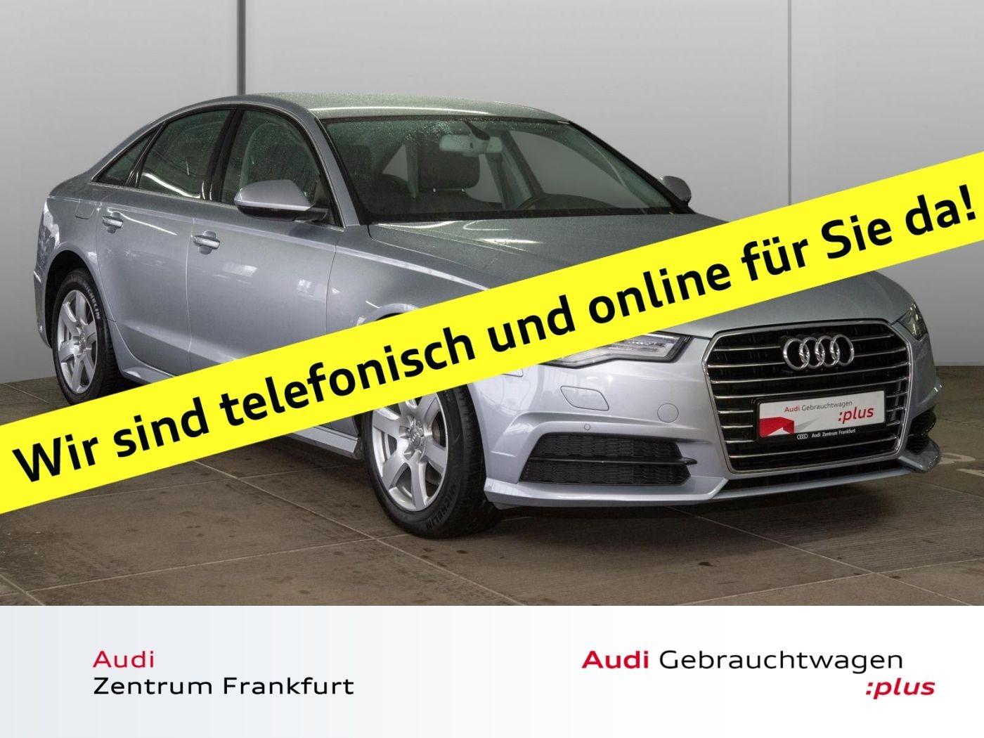 Audi A6 2.0 TDI Xenon Navi Tempomat PDC Sitzheizung, Jahr 2017, Diesel
