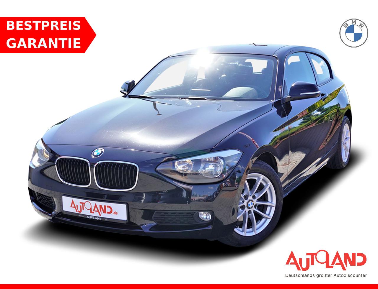 BMW 114, Jahr 2013, Benzin