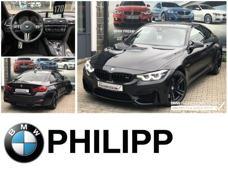 BMW M4 Coupé M Competition Ad.Fahrwerk M Drivers P, Jahr 2020, Benzin