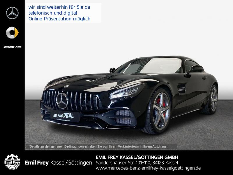 Mercedes-Benz AMG GT Coupe AMG Speedshift DCT 7G, Jahr 2021, Benzin