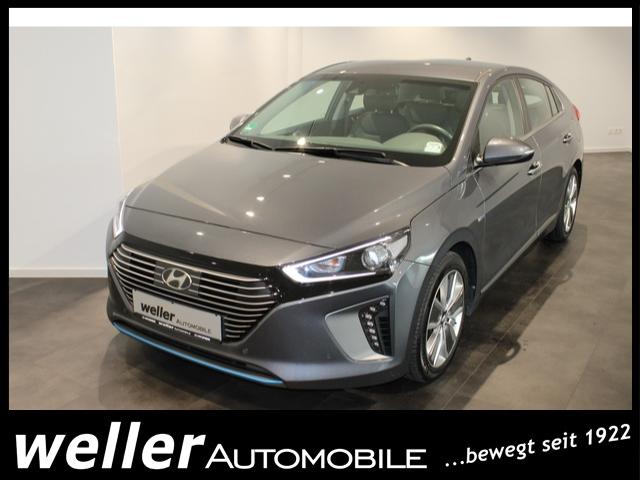 Hyundai IONIQ 1.6 GDI HYBRID ''PREMIUM'' Navi Rückfahrkamera Xenon Sitzheizung, Jahr 2017, Hybrid