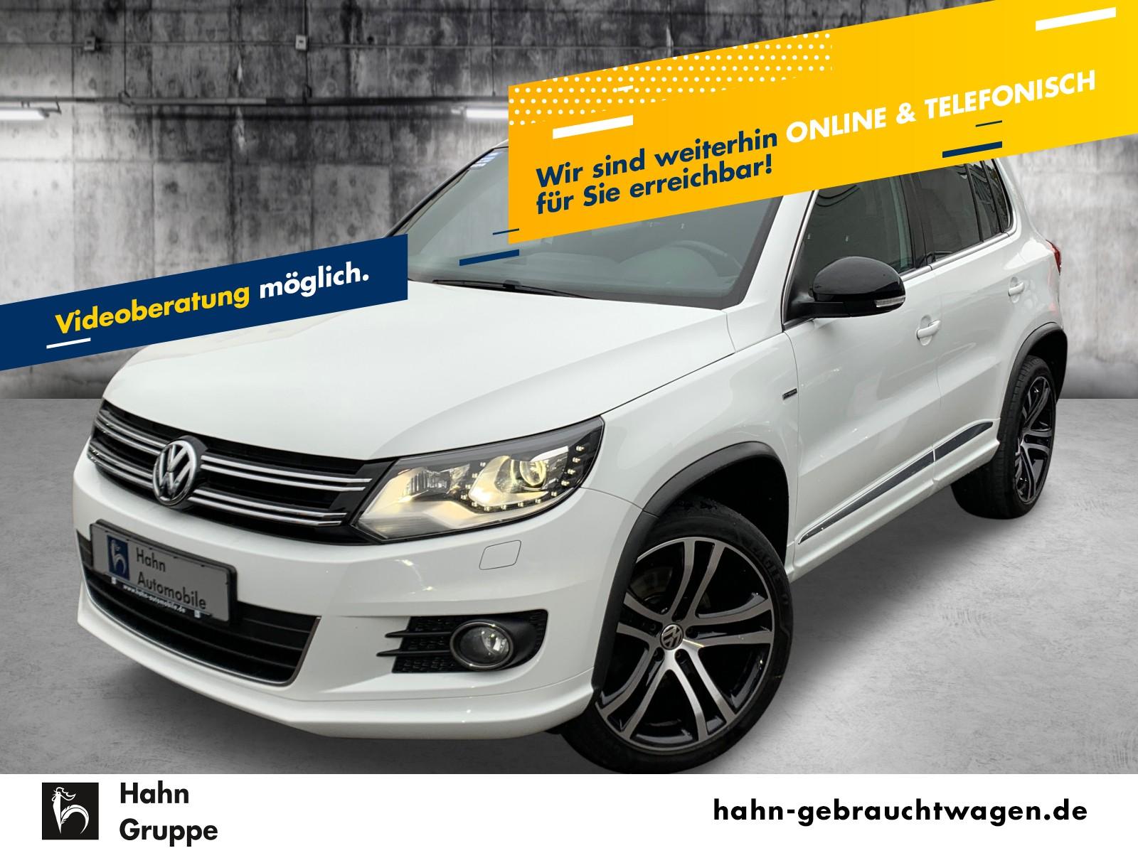 Volkswagen Tiguan CityScape 4M 2,0TDI DSG Navi Pano Xen AHK, Jahr 2015, Diesel
