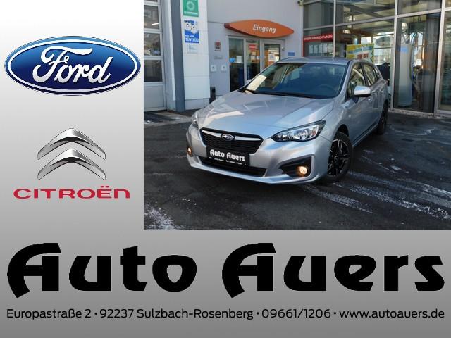 Subaru Impreza 1.6i Trend #Klima DAB #Sitzheizung, Jahr 2018, Benzin