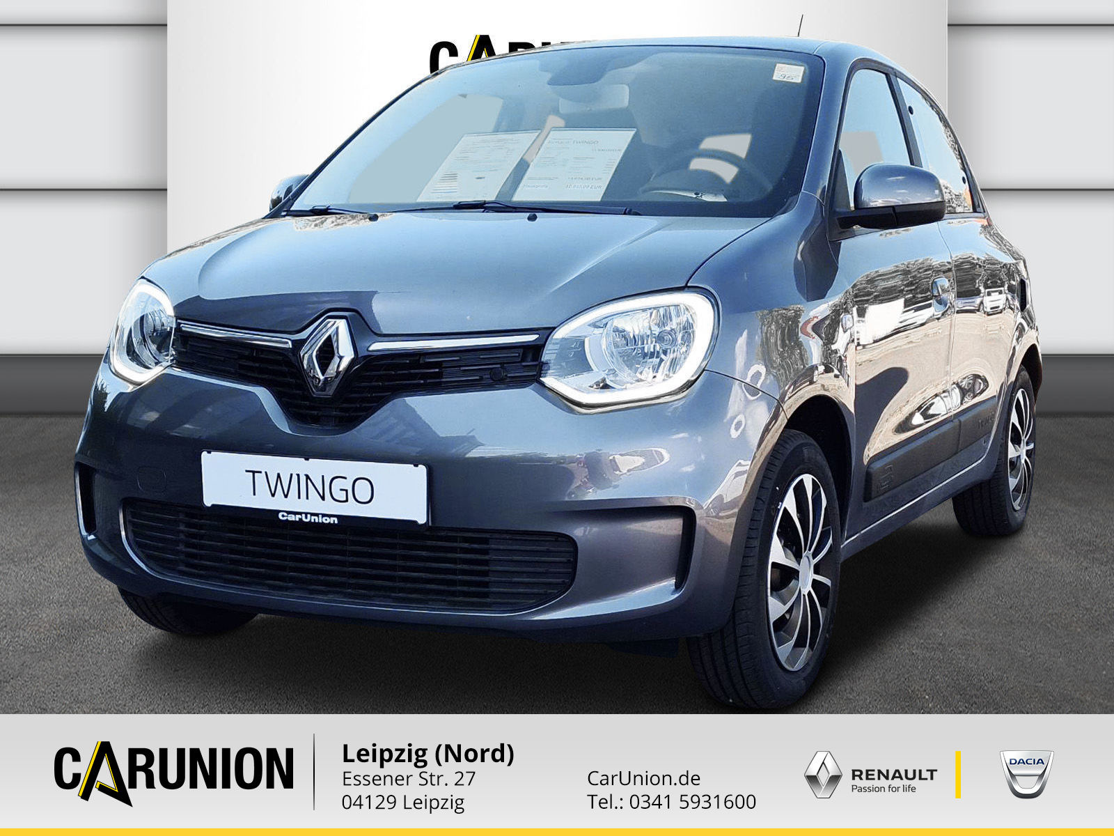 Renault Twingo LIFE SCe 65 Klima,Radio, Jahr 2021, Benzin