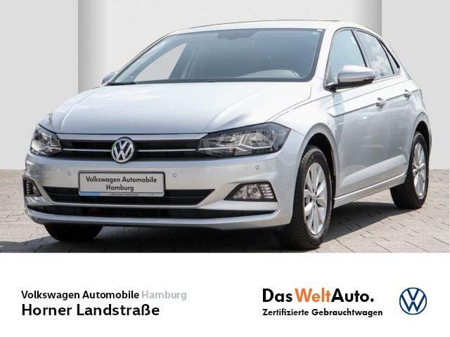 Volkswagen Polo Highline 1.0 TSI Einparkhilfe Sitzheizung, Jahr 2018, Benzin