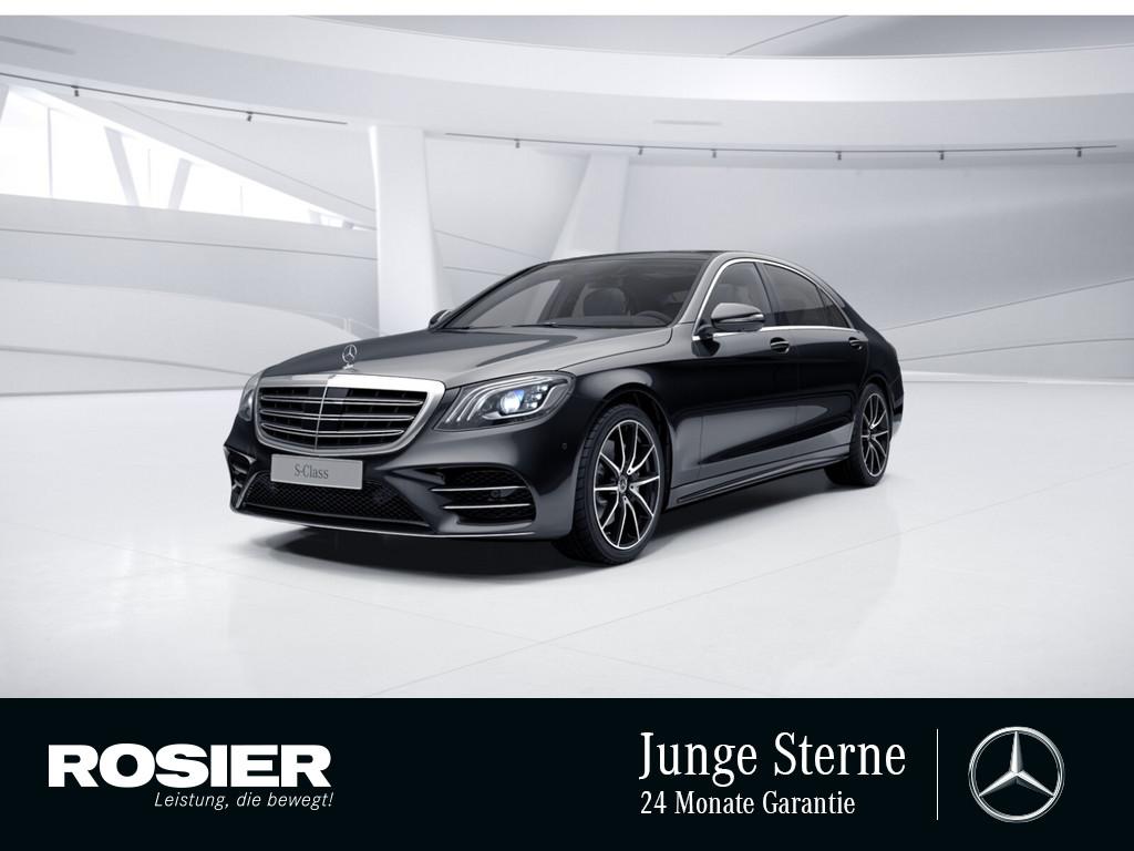 Mercedes-Benz S 400 d 4M L AMG Sport PLUS, Jahr 2018, Diesel