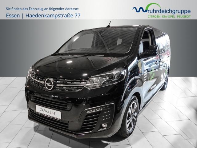 Opel Zafira Life e Black Edition Navi+Leder+HUD+incl. BAFA, Jahr 2020, Elektro