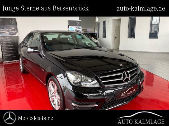 Mercedes-Benz C 180GI AVANTGARDE+Automatik+Navigation+Parktron, Jahr 2013, Benzin