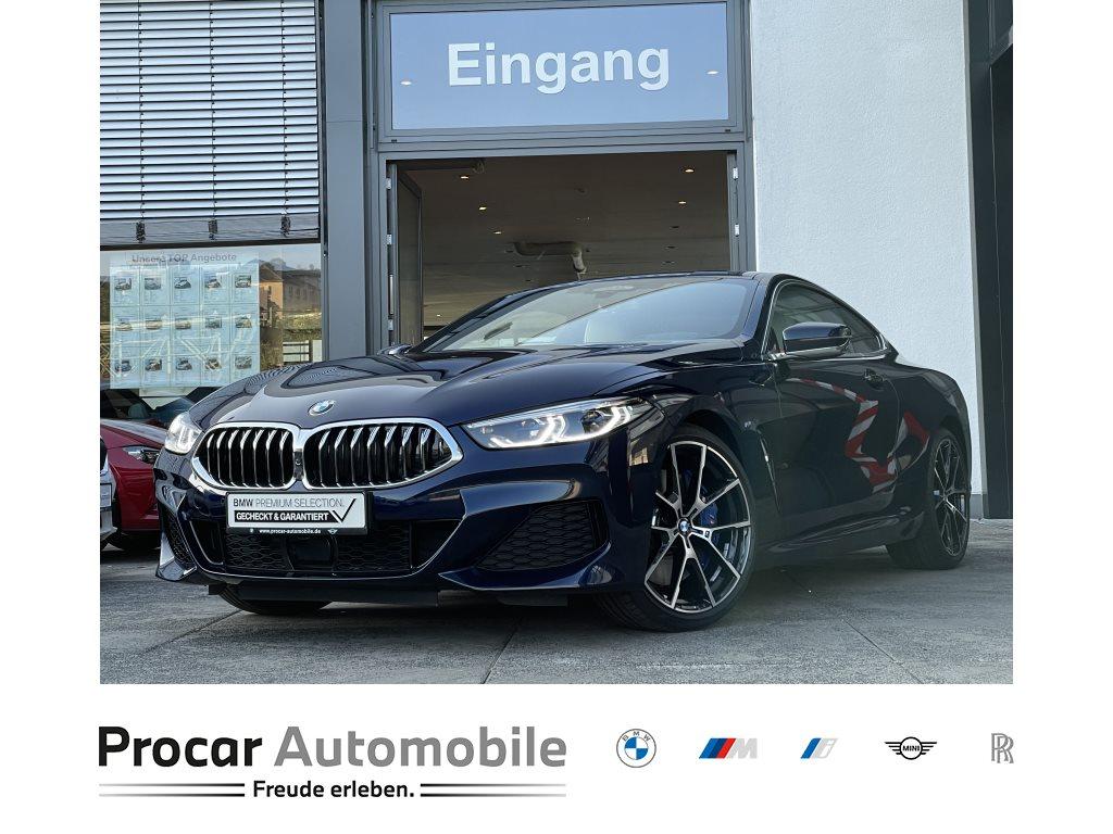 BMW 840i Coupe M Sport DA Prof PA+ SoftCl. H/K Laser, Jahr 2021, Benzin