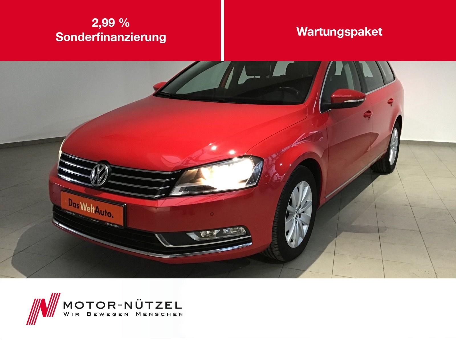 Volkswagen Passat Variant 1.4TSI COMFORTLINE PDC+MFL+STDHZG, Jahr 2013, Benzin