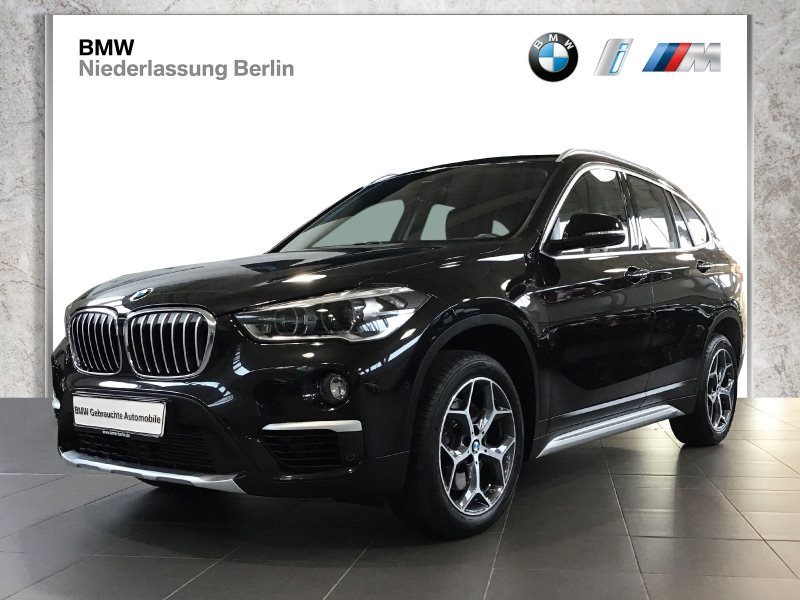 BMW X1 sDrive20i EU6 Aut. xLine LED Navi Parkassist., Jahr 2017, Benzin