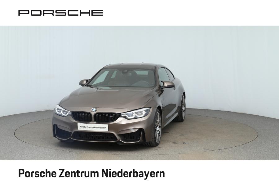 BMW M4 Competition, Jahr 2019, Benzin