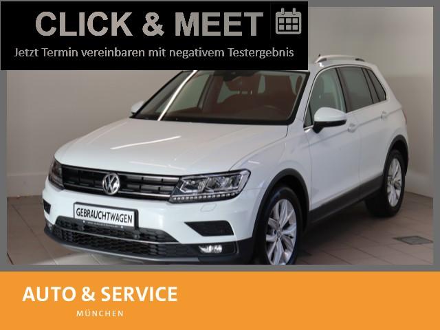 Volkswagen Tiguan 2,0 TDI SCR HIGHLINE Navi|LED|PDC|ACC|Alu, Jahr 2017, Diesel